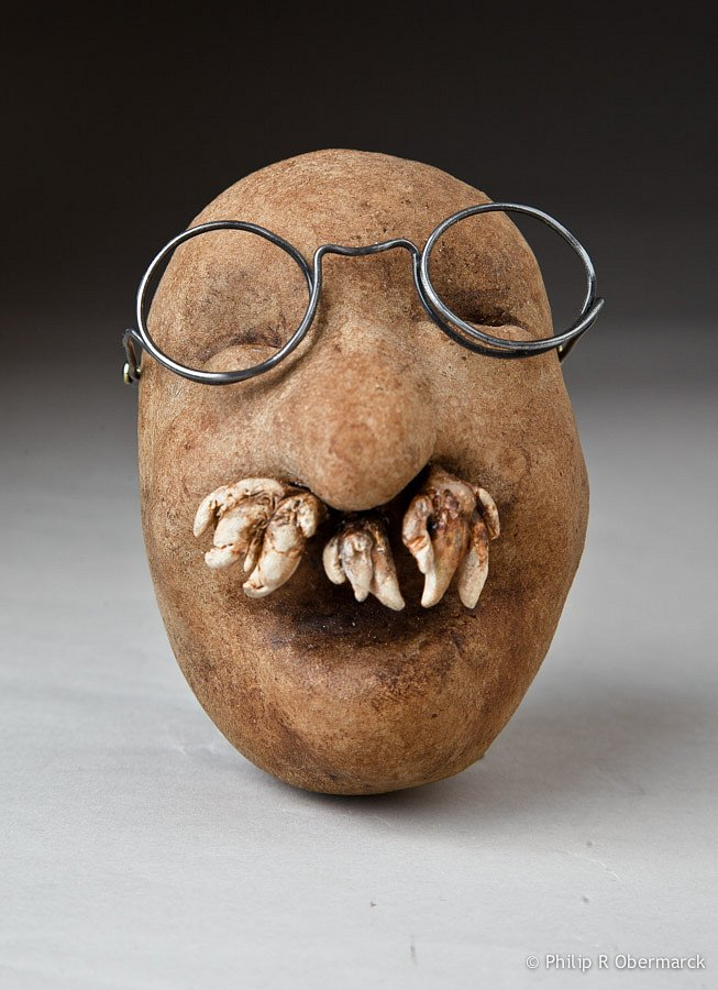 Teddy Roosevelt Potato