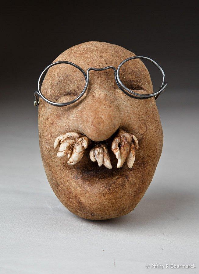 Teddy Roosevelt Potato